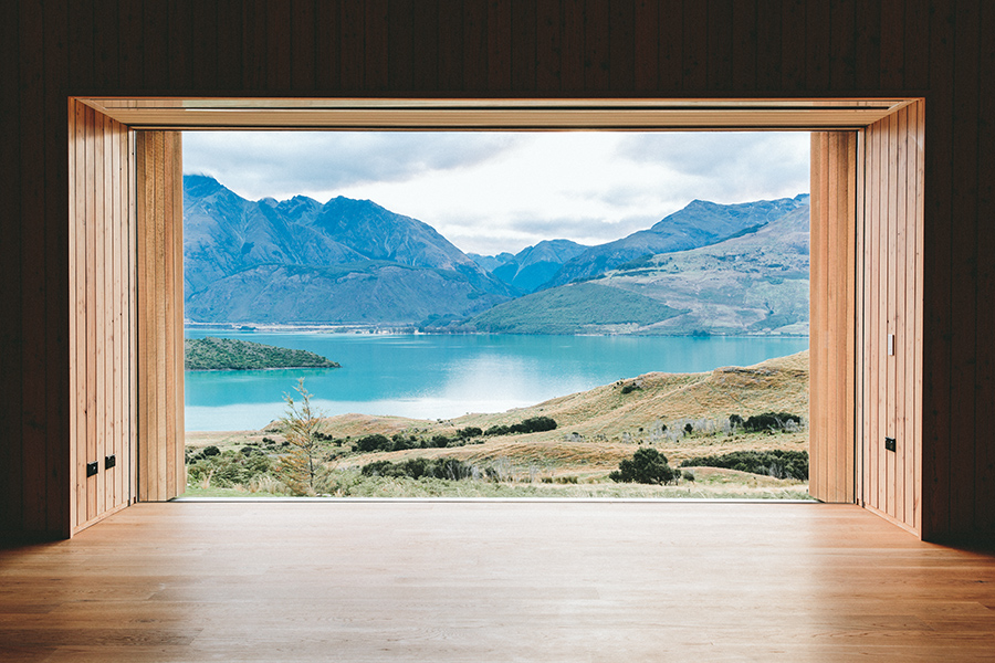Trade CLI | Glenorchy | Aro Hā Wellness Retreat
