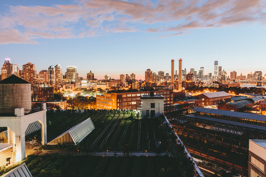 Trade CLXXIII | New York City | Brooklyn Grange Rooftop Farms