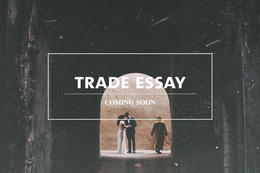Trade CLXXXIII | Morocco | Honki & Bas
