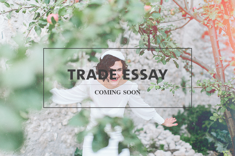 Trade CCXVII | Italy | Juliane & Ryan