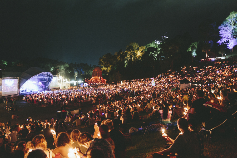 Trade CXLII | Australia | Woodford Folk Festival