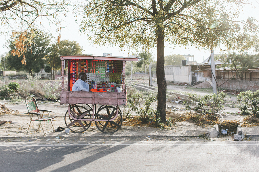 Trade CLIV |  India  | Shelley Boyd