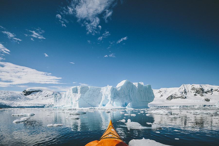 Trade CCXXII | Antarctica | Anonymous