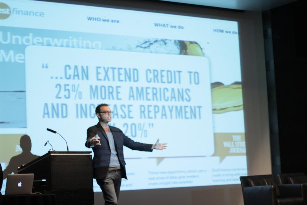 Brent Dixon, 2012 Symposium