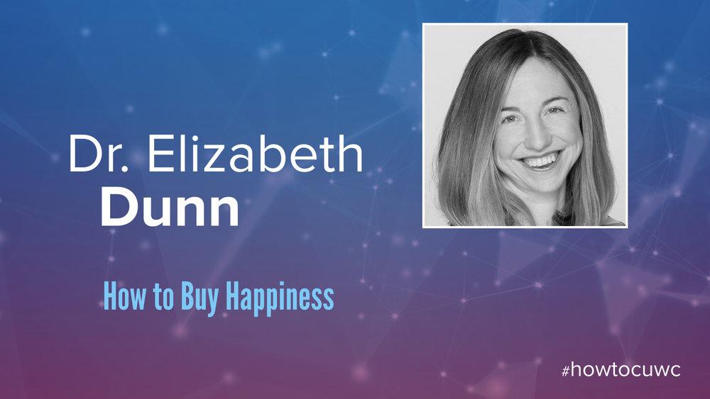 Dr. Elizabeth Dunn