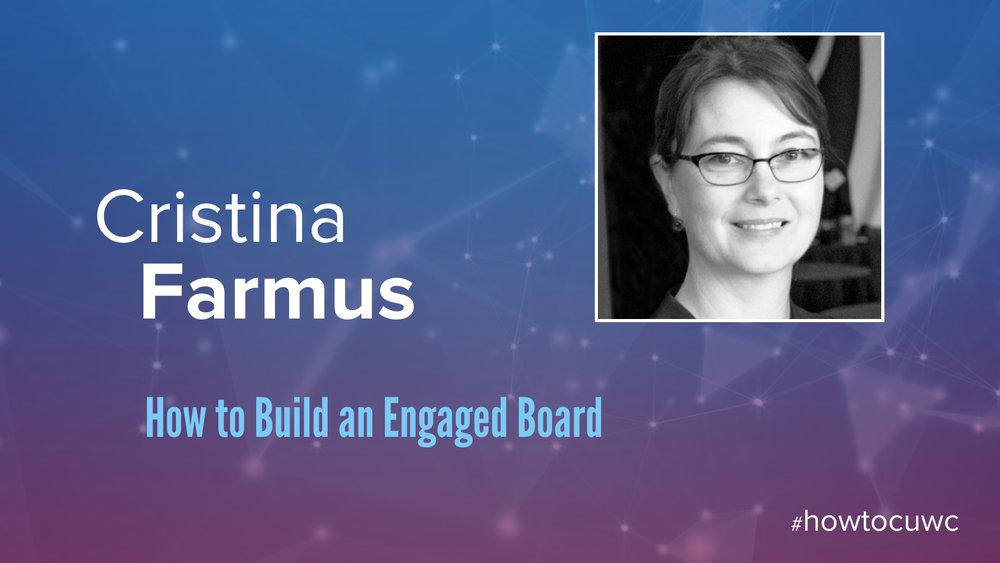 Cristina Farmus