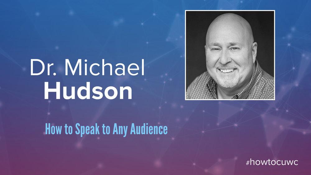 Dr. Michael Hudson