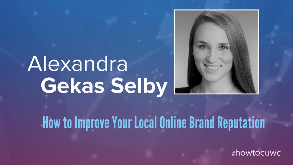 Alexandra Gekas Selby