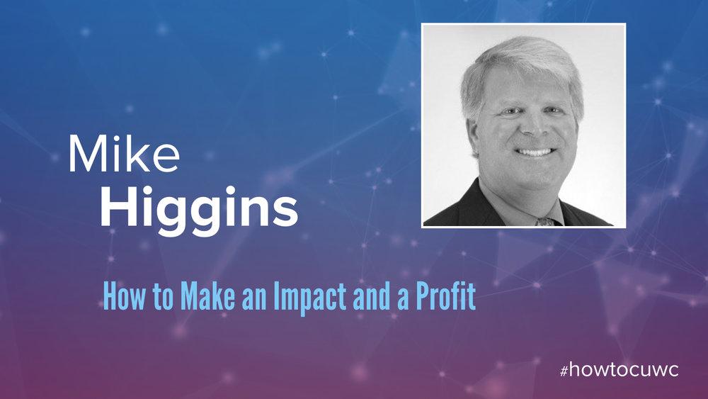 Mike Higgins
