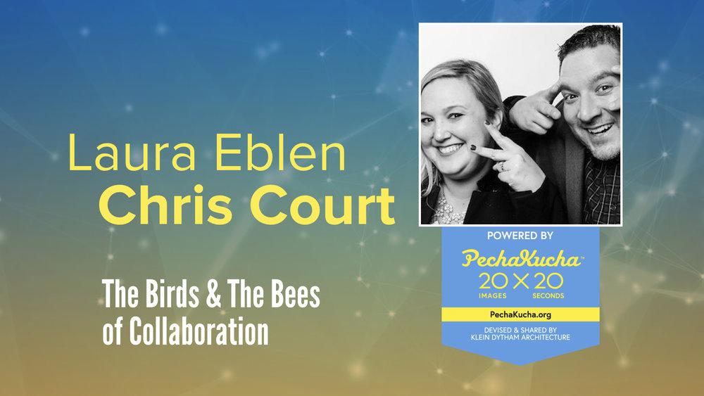 Laura Eblen & Chris Court