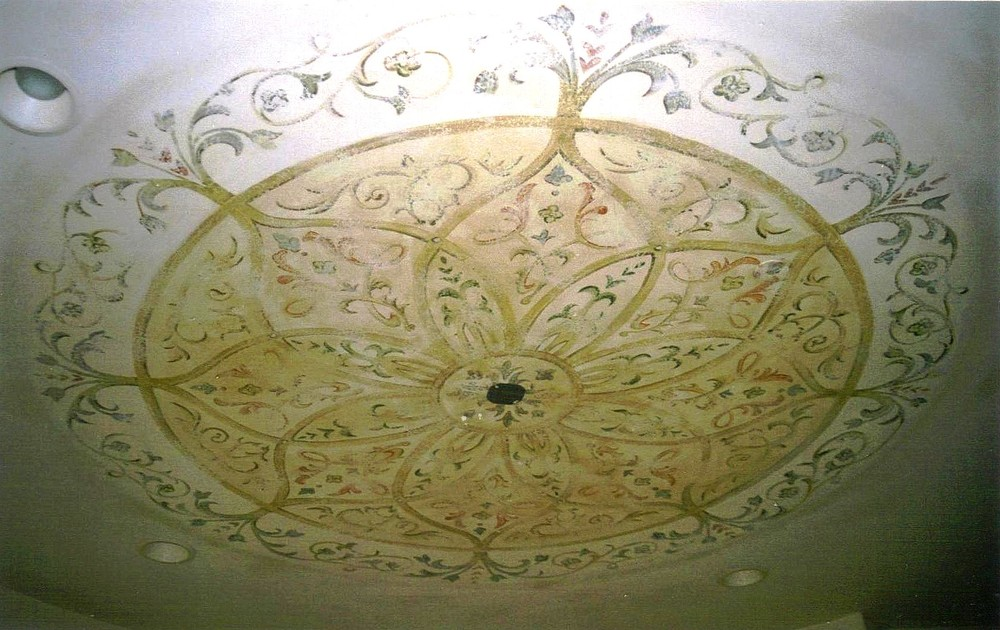 Ceiling embellishment