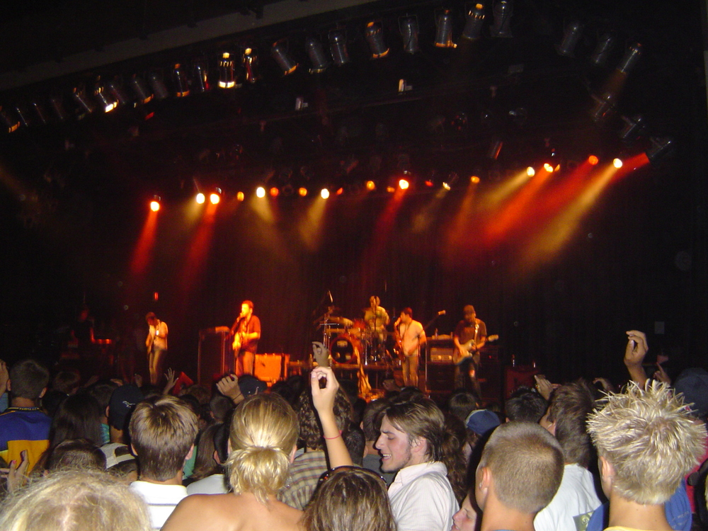 O.A.R. - Summerfest 2004, Milwaukee, WI.