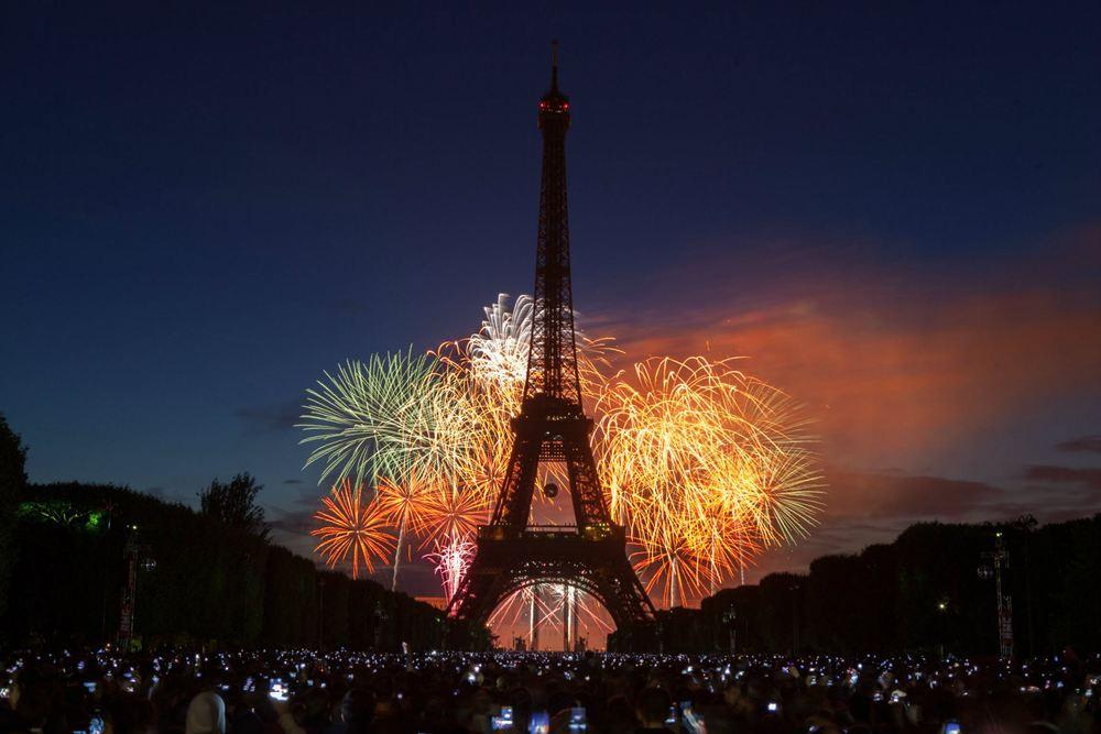 Bastille Day - Paris, France
