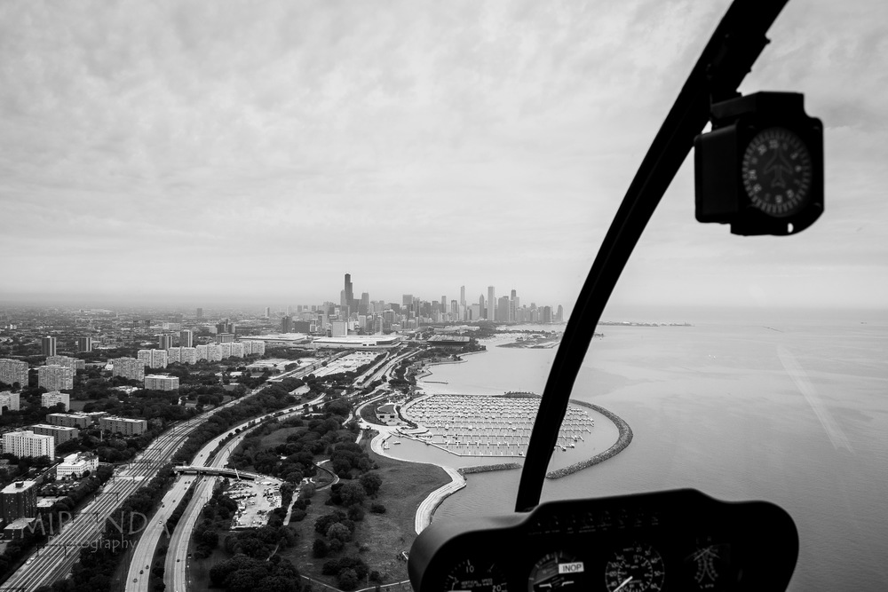 Chicago Skyline Helicopter