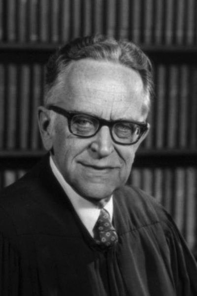 Harry Blackmun, author of the majority opinion.