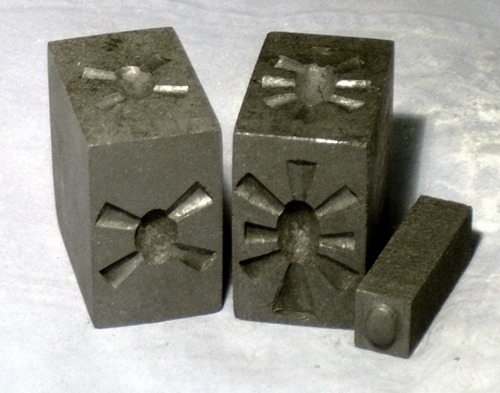 1. carved graphite blocks for nasal cup casting.jpg