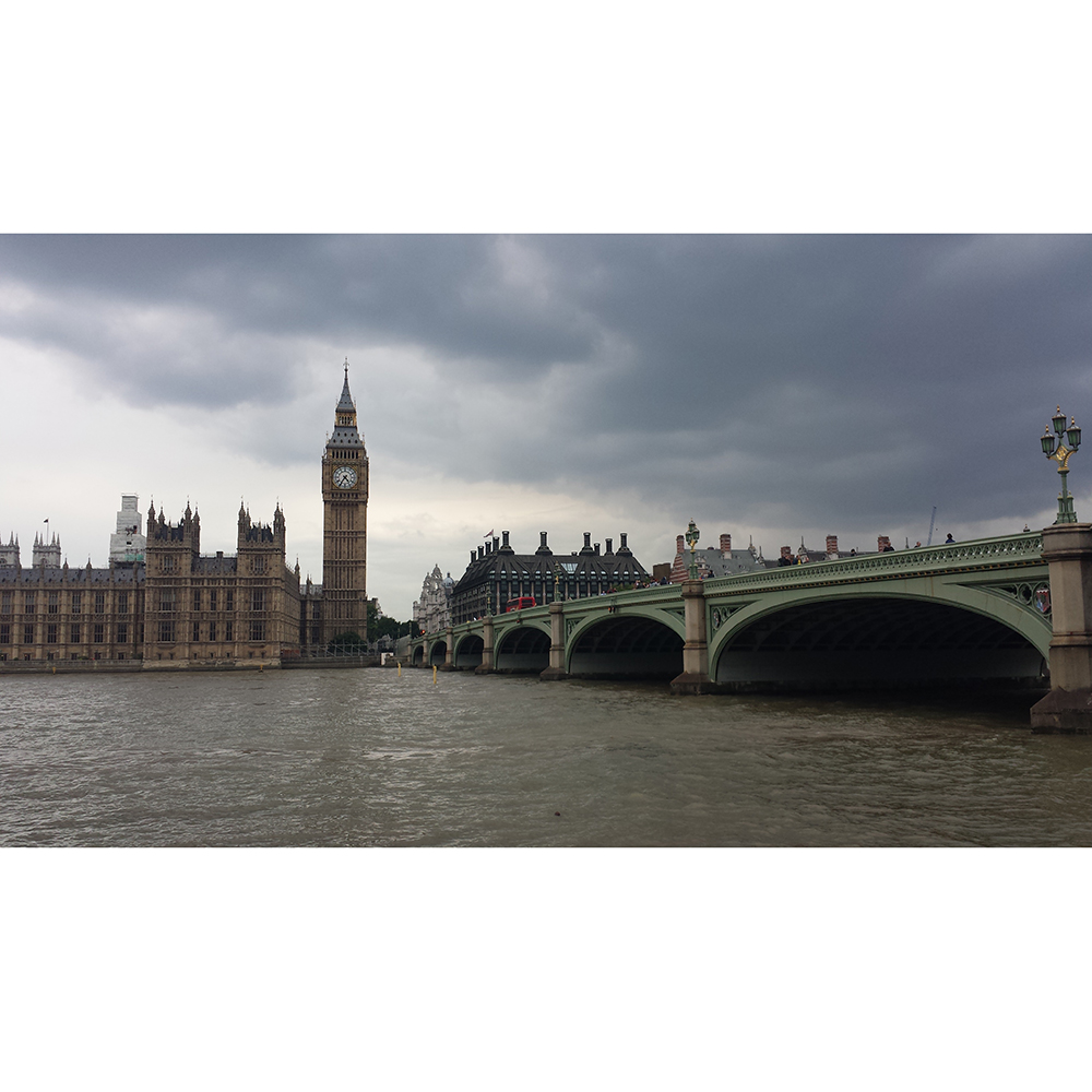 Big Ben from Southbank