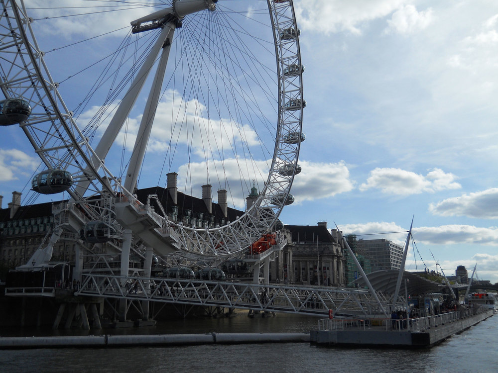 Eye from the Thames