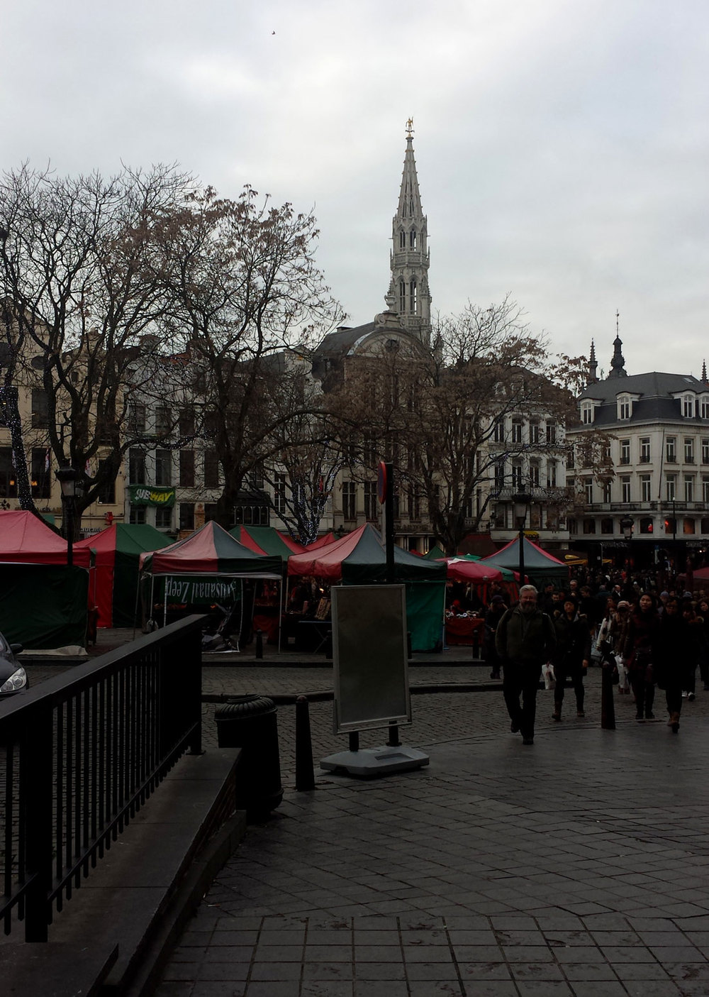 Craft Market in Brussels
