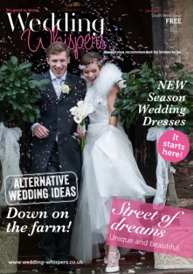 Please click here to read the full article by Lynne Scott of Wedding Whispers
