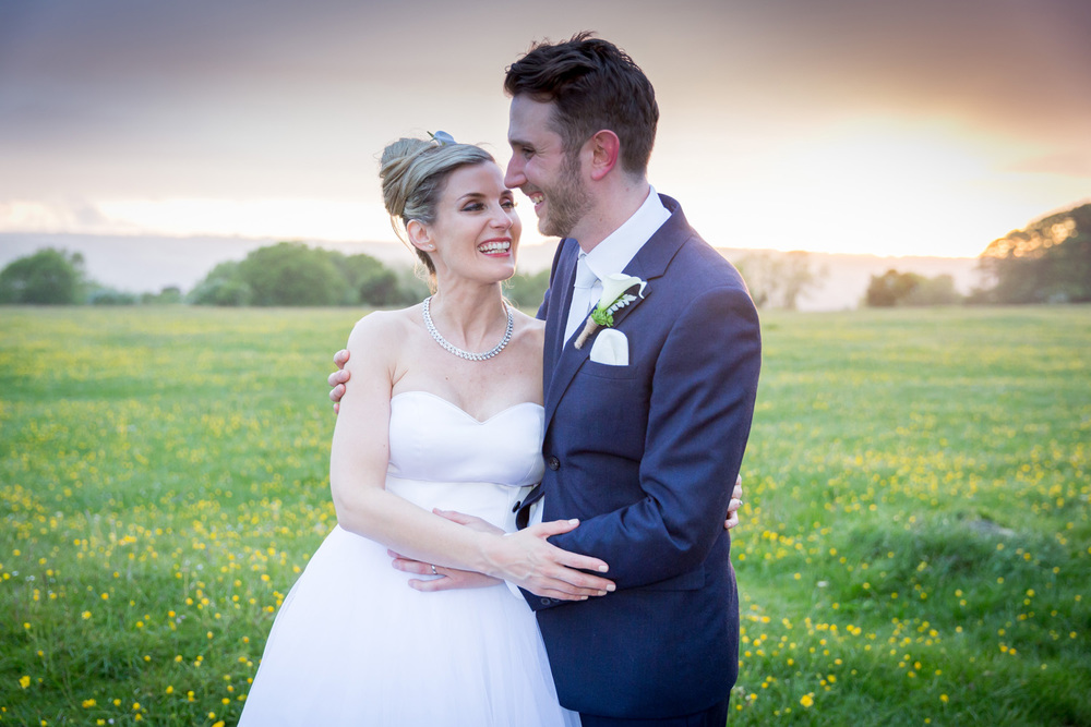 Kim & Steve - Old Lodge Minchinhampton (click to view)