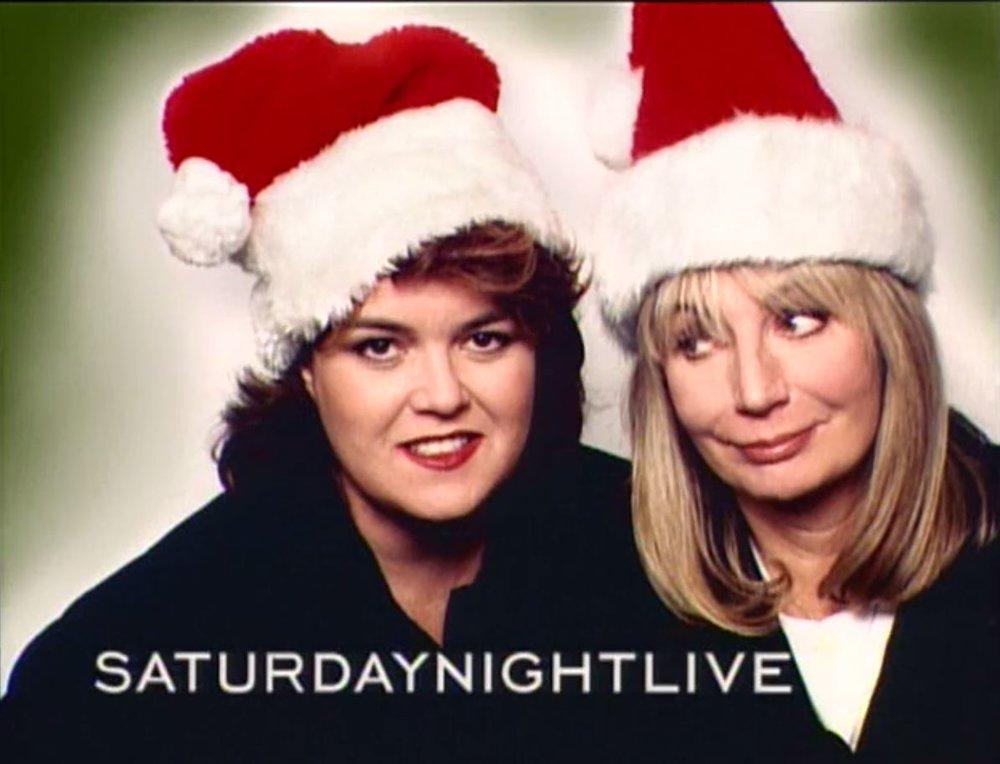 SNL: S22E09... HOST: ROSIE O\'DONNELL... DATE: DECEMBER 14, 1996 ...