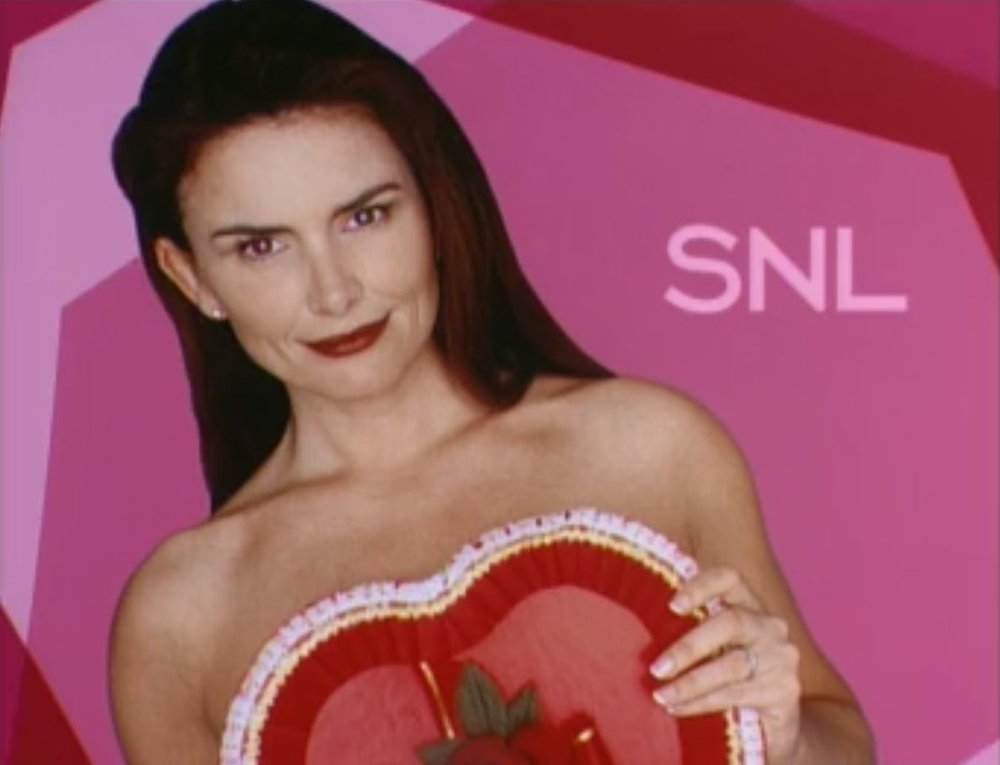 Snl S23e13 Host Roma Downey Date February 14 1998 The
