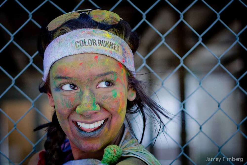 Color Run 1 (11 Images)