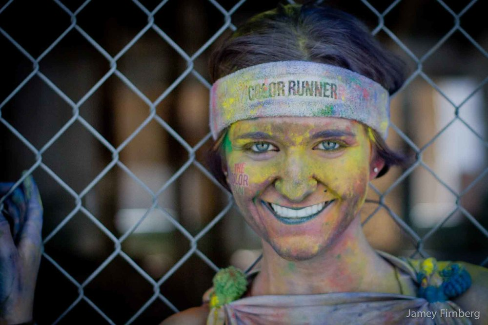 Color Run 3 (7 Images)