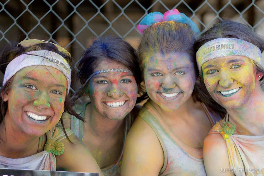 Color Run 5 (6 Images)