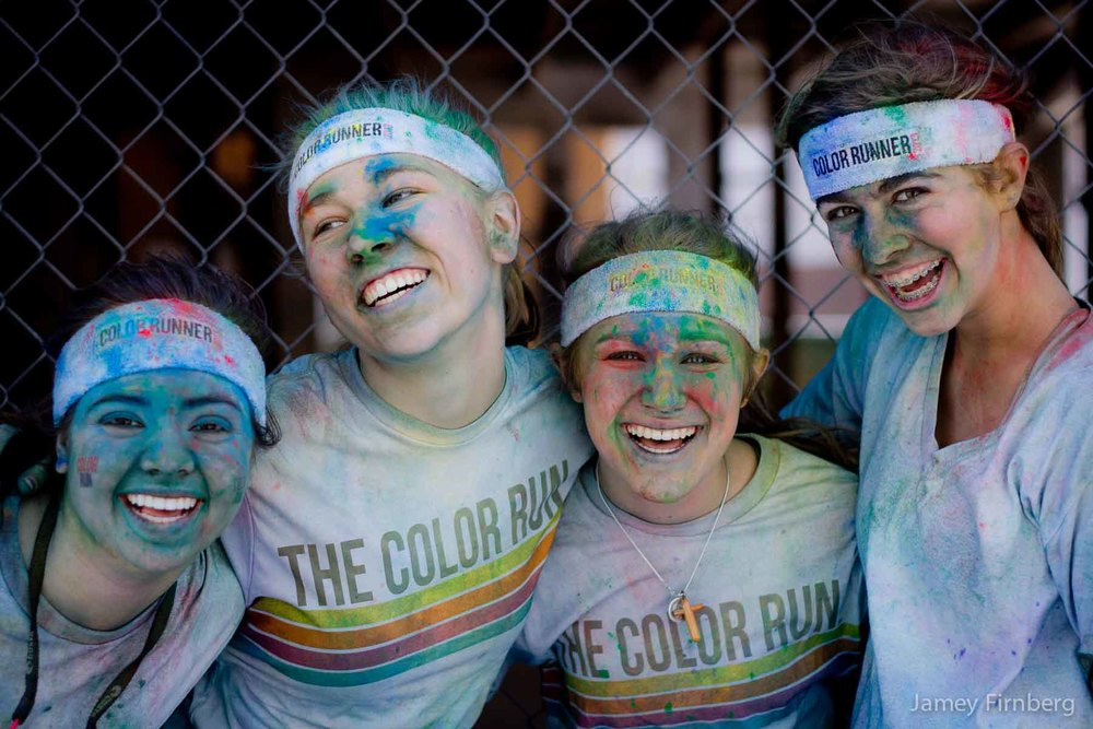 Color Run 9 (6 Images)