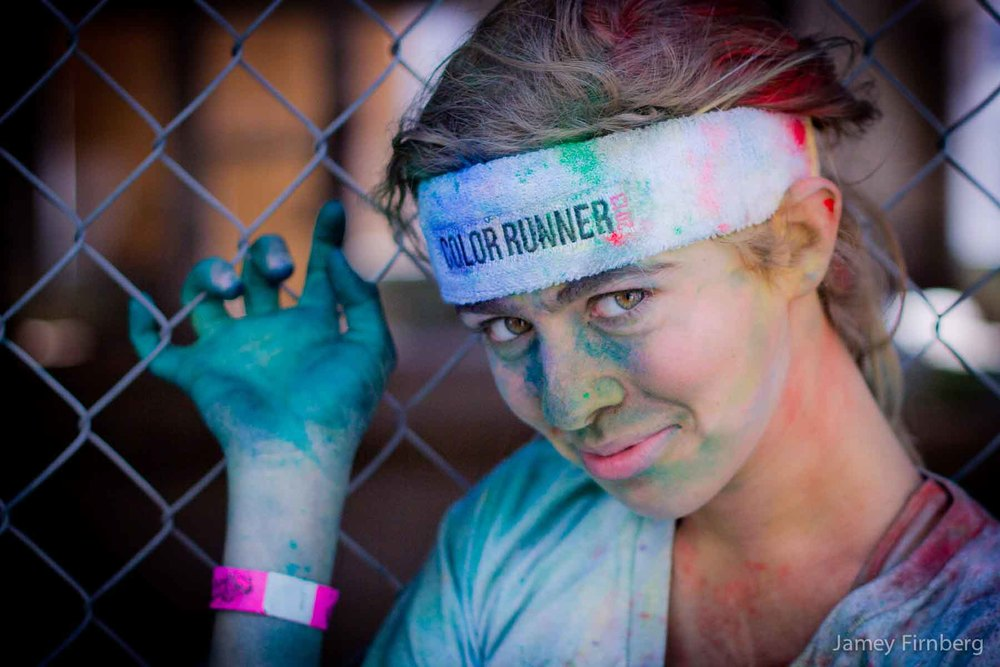 Color Run 12 (5 Images)