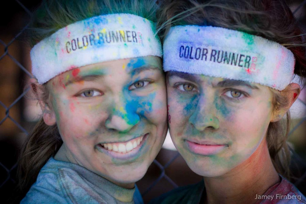 Color Run 13 (4 Images)