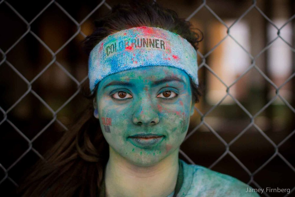 Color Run 15 (2 Images)