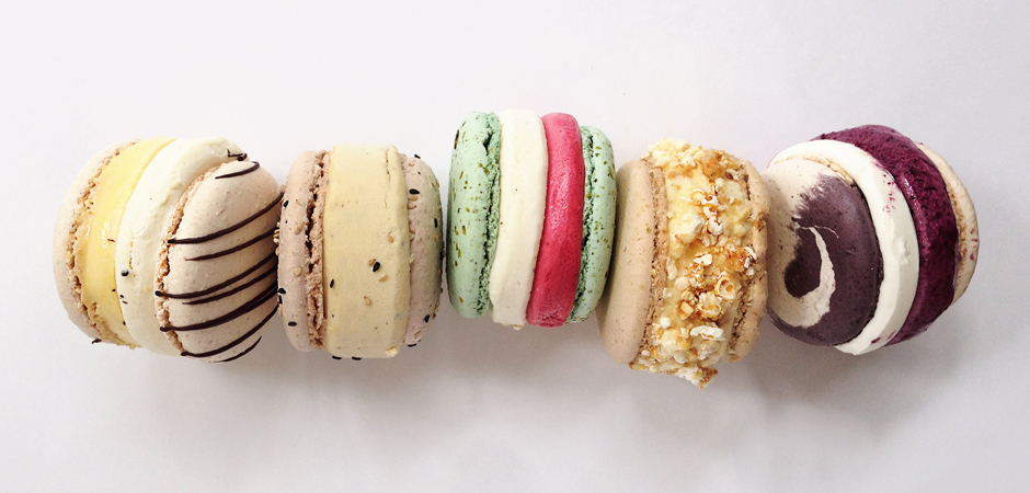 Copy of Macarons-Eis