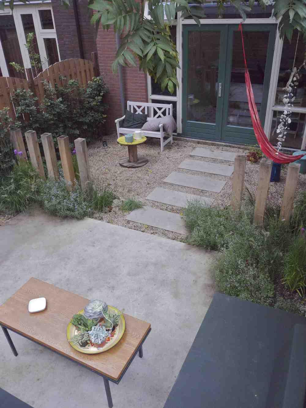 Tuinblog tuinontwerp of tuinarchitect wij ontwerpen - Kleine stadstuin ...