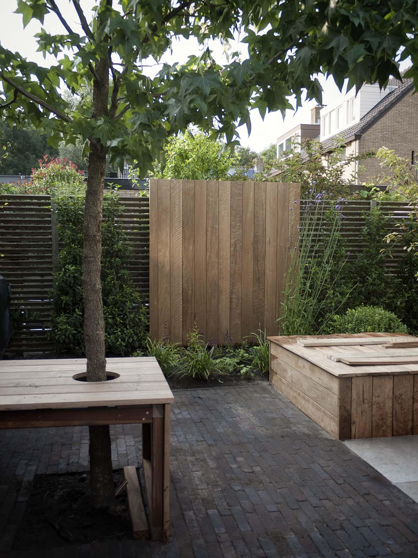 Tuinontwerp of tuinarchitect wij ontwerpen tuinen om in for Tuinarchitect kleine tuin