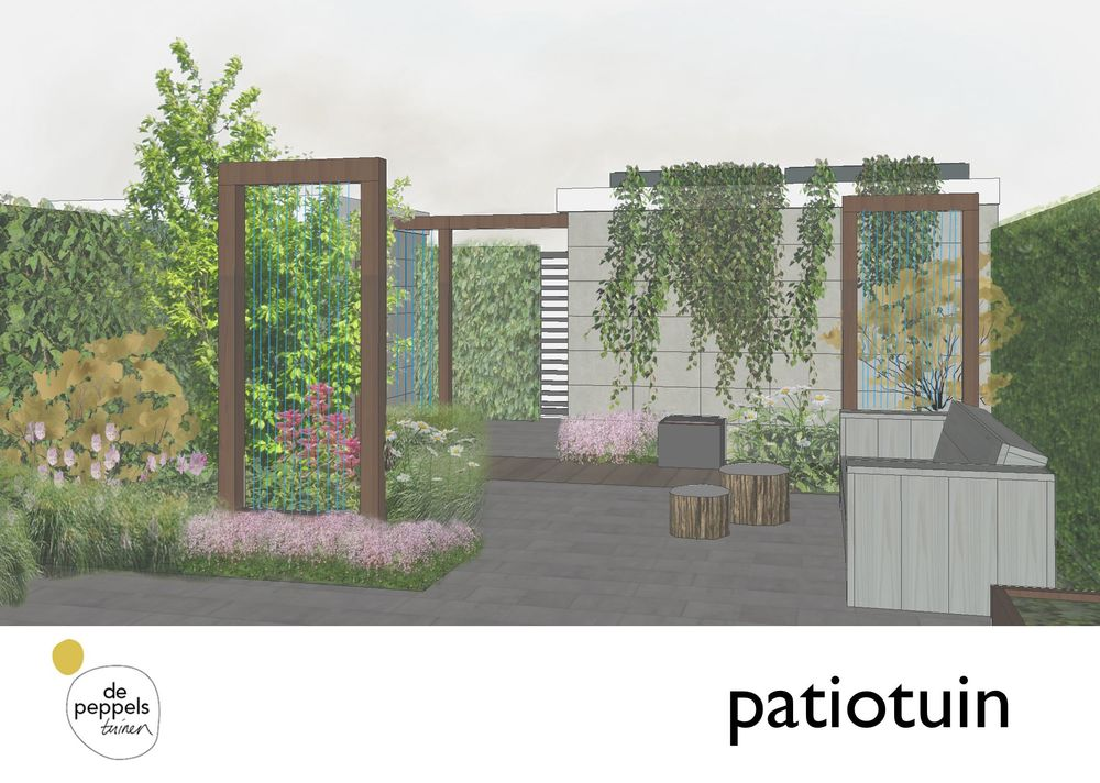 Tuinontwerpen noord holland tuinontwerp of tuinarchitect for Tuinontwerp noord holland