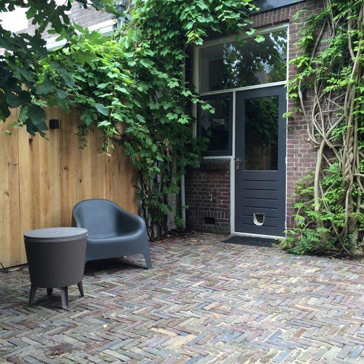 Tuinontwerp Haarlem