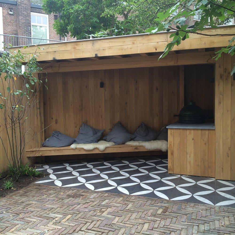 Tuinontwerp of tuinarchitect wij ontwerpen tuinen om in te leven - Tuin ontwerp exterieur ontwerp ...