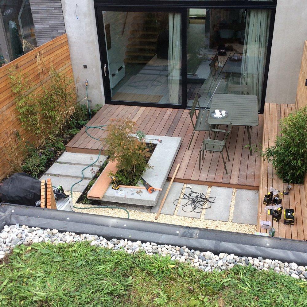 vacature hovenier aanleg tuinontwerp of tuinarchitect