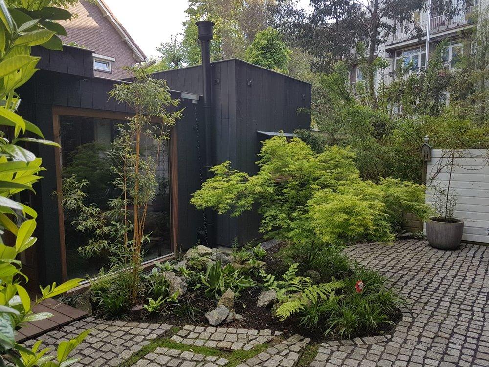 Tuinstudio Amsterdam