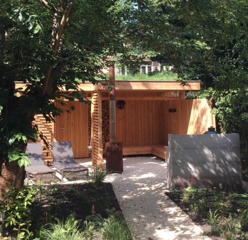 Tuinontwerper Amsterdam voor tuinen en veranda's