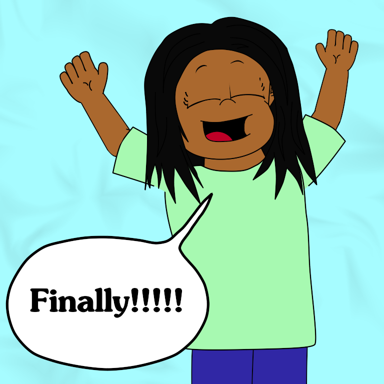 Asha is excited as I am to bring her book and video series to you!