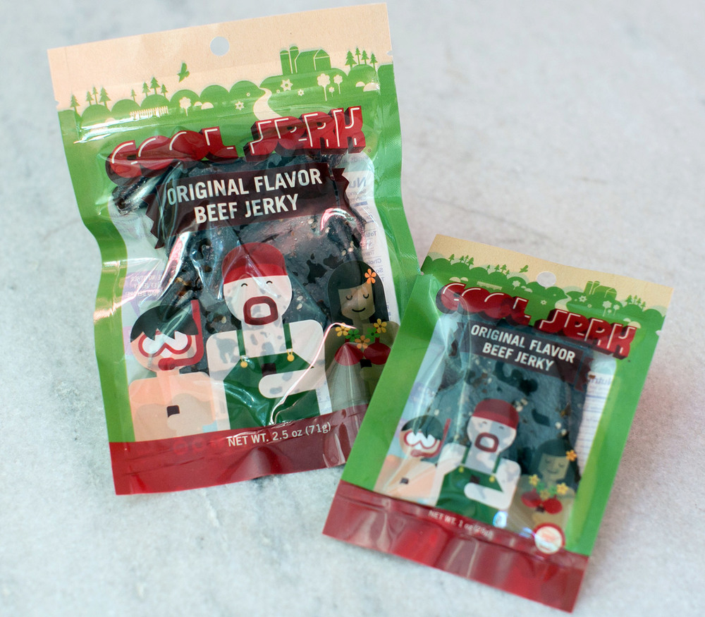 Cool Jerk's Original Beef Jerky