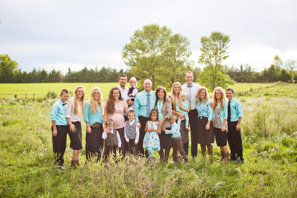 2017 Kingery Family - 1