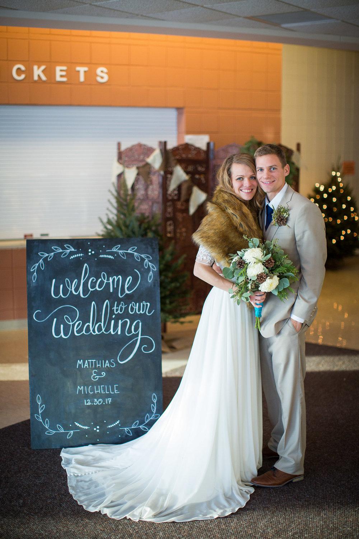 Mr. & Mrs. Matthias Wissmann