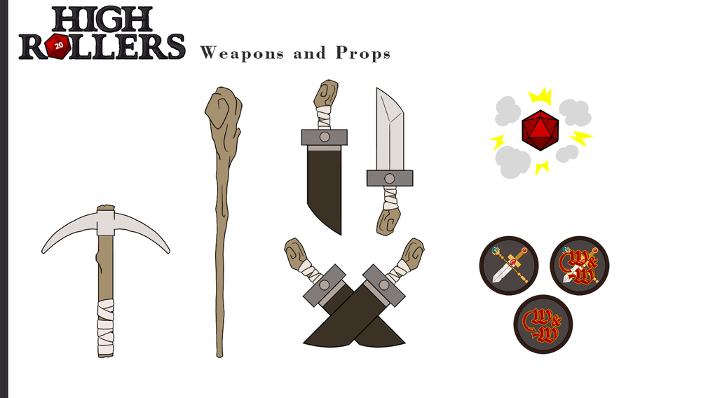 10 Weapons and Props.png
