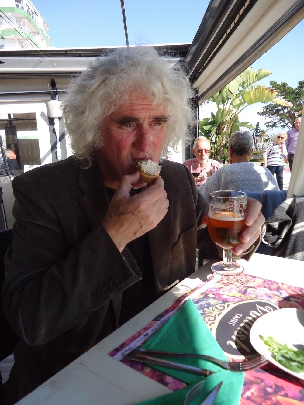 Tapas y cervesa