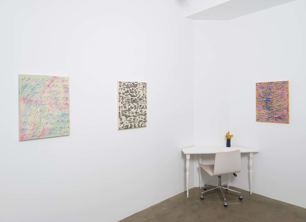 (Installation view) Kristen Lorello, NY